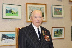 Празднование 103-летия Героя Советского Союза В.С.Мичурина